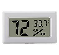 abordables -TS-804 Portable / Multifonction Hygromètres Mesurer la température et l'humidité, Écran LCD rétro-éclairé
