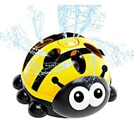 abordables -jouet d'arrosage d'eau pour les enfants et les tout-petits - jouet d'eau de jardin extérieur pelouse d'été - jouet de bain rotatif en forme d'animal - se fixe au tuyau d'arrosage (jouet d'arrosage de
