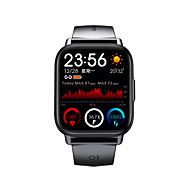 abordables -Montre intelligente QS16 Pro longue durée de vie de la batterie pour téléphones Apple / Android, suivi de la fréquence cardiaque / pression artérielle de 1,69 pouces