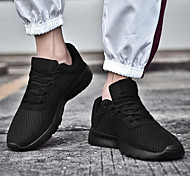 abordables -hommes d'été petite taille 35 chaussures de sport décontractées 36 chaussures de course tissées volantes 37 surdimensionnées 45 toutes noires 46 chaussures en maille 47