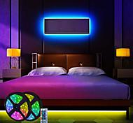 economico -luci di striscia principale app rgb set intelligente 2x5m luci di strisce luminose 2x7.5m tiktok 180 leds 5050 smd con 44 tasti staffa di montaggio del telecomando set di connettori per cavo per