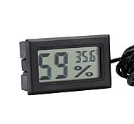 abordables -TS-802 Portable / Multifonction Hygromètres Mesurer la température et l'humidité, Écran LCD rétro-éclairé