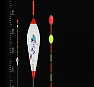 economico -Galleggianti e bobber da pesca 5  10 pcs Per la pesca Ecologico Facile da trasportare Duraturo Nanomateriali Pesca a mulinello Pesca di acqua dolce Pesca di carpe