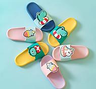 abordables -dessin animé mignon parent-enfant enfants sandales et pantoufles enfants moyens et petits bébés garçons filles maison salle de bains pantoufles pour enfants été