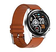 abordables -696 F5 Unisexe Bracelets Intelligents Bluetooth Moniteur de Fréquence Cardiaque Mesure de la pression sanguine Sportif Mode Mains-Libres Santé Chronomètre Podomètre Rappel d'Appel Moniteur de Sommeil