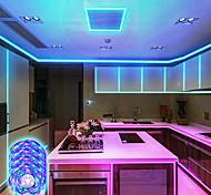 economico -luci di striscia principali sincronizzazione musicale 20m rgb 1200leds striscia principale 2835 smd cambia colore ha condotto la luce di striscia controller bluetooth e 40 luci a led a distanza