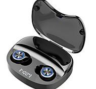 economico -TW90 Auricolari wireless Cuffie TWS Bluetooth5.0 Stereo Con la scatola di ricarica Accoppiamento automatico per Apple Samsung Huawei Xiaomi MI Cellulare
