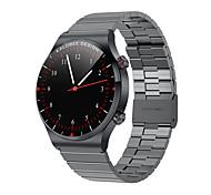 abordables -SK6 longue durée de vie de la batterie Smartwatch prend en charge la mesure de la fréquence cardiaque / de la pression artérielle, traqueur de sport pour les téléphones iPhone / Android