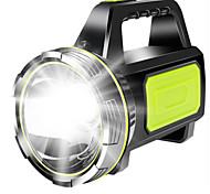 abordables -882A Lampe LED USB Lampes de poche LED Émetteurs Portable LED Transport Facile Durable Camping / Randonnée / Spéléologie Usage quotidien Pêche Vert