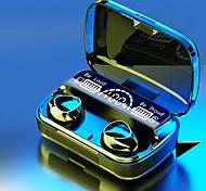 economico -CIRCE M10 Auricolari wireless Cuffie TWS Bluetooth5.0 Stereo Con il controllo del volume Con la scatola di ricarica per Apple Samsung Huawei Xiaomi MI Cellulare