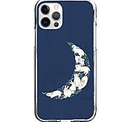 economico -moon bunny case for apple iphone 12 11 se2020 design unico custodia protettiva antiurto cover tpu clear case for iphone 12 pro max xr xs max iphone 8 7
