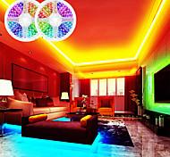 abordables -bandes led contrôle de l'application ensembles de lumière 10m rgb tiktok lumières lumières intelligentes 600 leds 5050 smd 10mm 1 jeu de table à découper 12 v