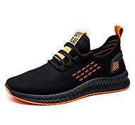 economico -Per uomo scarpe da ginnastica Sportivo Corsa Footing Di corda Bianco Giallo Arancione Autunno Primavera