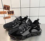 abordables -21 printemps chaud et automne chaussures pour hommes nouveau coréen respirant pop-corn étudiant chaussures de sport chaussures de course pour hommes ins chaussures à la mode