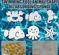 abordables -Aquarium Aquarium Eponge Aspirateur Précautions de Lavage Réutilisable Éponge 1 pc
