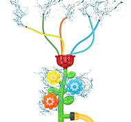 abordables -arroseur d'eau pour enfants jouets d'eau jouet de pulvérisation de fleur d'éclaboussure pour le plaisir pelouse d'été jeux de jardin à l'extérieur jouets de plein air filles garçons maternelle cadeau