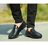 abordables -très grande taille 45 chaussures à pois en cuir de vachette 46 semelle souple 47 chaussures de conduite 48 taille supplémentaire 49 50 petite taille 36 37 chaussures en cuir pour hommes
