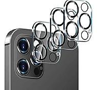 economico -Custodia protettiva per fotocamera da 3 pezzi compatibile con iphone 12pormax custodia protettiva per fotocamera in vetro temperato per iphone 11 pellicola protettiva per fotocamera posteriore con lente posteriore amichevole per iphone 12