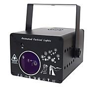 abordables -ysh 500 mw rgb dmx contrôle animation laser projecteur pro dj lumière disco fête lumières effet d'éclairage de scène mariage vacances club b
