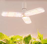 abordables -lumière de croissance des plantes smd2835 led élèvent la lumière 150w lampe phyto lampe spetrum complète pour plantes ampoule e26 e27 tente de culture 3000k chaud rouge bleu ir uv floraison croissante