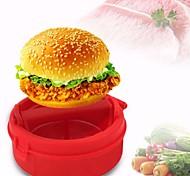 abordables -presses à hamburger fabricant moule à hamburger outils de cuisson formes manuelles presse burger gadgets bricolage à la maison