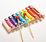 abordables -bébé instrument de musique jouet en bois xylophone enfants enfants jouets drôles musicaux pour bébé filles jouets éducatifs cadeaux bébé xylophone
