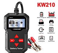 economico -stampa aggiornabile konnwei kw210 test batteria per auto capacità della batteria resistenza rilevatore di batteria