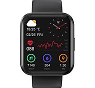 economico -kospet magic 3 smart braccialetto smartwatch android ios bluetooth touch screen impermeabile monitor della frequenza cardiaca misurazione della pressione sanguigna timer di standby lungo cronometro pedometro chiamata attività di promemoria