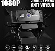 economico -webcam per pc con microfono 1k full hd 1080p widescreen gioco per computer video lavoro webcamera rotabile usb web camera cam