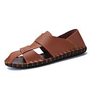 abordables -chaussures de plage pour hommes nouveaux chaussures pour hommes décontractés d'été sandales creuses chaussures confortables pour hommes