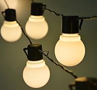 abordables -guirlande lumineuse solaire extérieure 3,5 m g50 ampoule rétro étanche guirlande lumineuse led guirlande lumineuse led guirlande lumineuse noël fête de mariage jardin terrasse décoration lampe