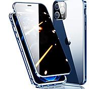 economico -telefono Custodia Per Samsung Apple Samsung Galaxy Integrale Custodia ad adsorbimento magnetico S21 S21 Plus S21 Ultra iPhone 12 iPhone 11 iPhone 12 Pro Max iPhone 11 Pro iPhone 11 Pro Max iPhone 12