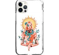 economico -dipinto interracial girl case for apple iphone 12 11 se2020 design unico custodia protettiva antiurto cover tpu clear case for iphone 12 pro max xr xs max iphone 8 7