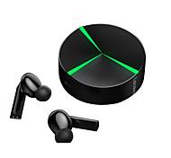 abordables -Lenovo GM1 Casque Gamer Bluetooth5.0 Conception Ergonomique Écouteurs sans fil de jeu à faible latence Longue durée de vie de la batterie pour Apple Samsung Huawei Xiaomi MI Jeux sur téléphone