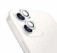 abordables -Protection Ecran Apple iPhone 12 Pro Max 11 Pro Max 2 pcs Dureté 9H Protecteur d'objectif pour appareil photo Film Vitre Protection Accessoire de Téléphone