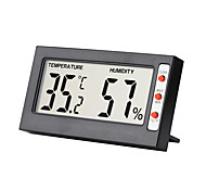 abordables -TS-H10139 Mini / Portable Hygromètres Mesurer la température et l'humidité, Écran LCD rétro-éclairé
