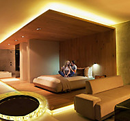 abordables -bande led lumières usb avec interrupteur 0.5m 1m 2m 3m connecteur usb barre de rétroéclairage tv barre lumineuse 5v de couleurs multicolores 5050 smd 60led par mètre contrôle de commutation rapide