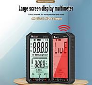 economico -tooltop et8134 multimetro con schermo lcd ad alta definizione da 4,7 pollici corrente continua tensione corrente misurazione della corrente della tensione ac