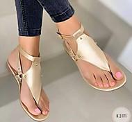 economico -scarpe da donna di grandi dimensioni 2020 estate nuovi sandali infradito europei e americani da donna 43 sandali romani di grandi dimensioni all'ingrosso
