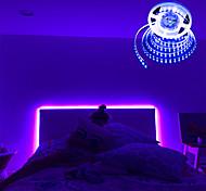 abordables -bandes LED lumières 5m flexibles tiktok lumières 300 leds smd 8mm 2835 blanc chaud blanc rouge coupable linkable auto-adhésif 12v