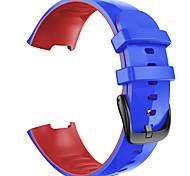 economico -Cinturino intelligente per Fitbit Chiusura classica Silicone Sostituzione Custodia con cinturino a strappo per Carica Fitbit3 Carica Fitbit 4