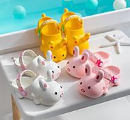 economico -pantofole per bambini estate coperta antiscivolo cartone animato carino femmina baby bagno bagno pantofole antiscivolo bambino maschio all'ingrosso