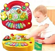 abordables -son animal de ferme enfants piano musique jouet animaux musicaux sonnant clavier piano bébé jouant des instruments de musique de type