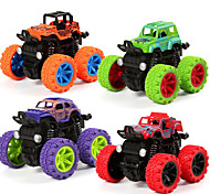 economico -1 pz mini inerziale fuoristrada pullback bambini giocattolo auto frizione di plastica auto acrobatica regalo per bambini per ragazzi