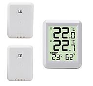 abordables -TS-FT0421 Portable / Multifonction Hygromètres Mesurer la température et l'humidité, Écran LCD rétro-éclairé