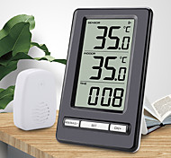 abordables -TS-WS-47 Portable / Multifonction Hygromètres Mesurer la température et l'humidité, Écran LCD rétro-éclairé