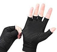 economico -guanti di artrite di rame per donne e uomini guanti a compressione ad alto contenuto di rame per alleviare il dolore di gonfiore dolori alle mani tendiniti e artriti nere