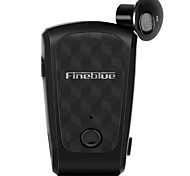 economico -Fineblue FQ-10 PRO Auricolare Bluetooth con clip da collare Bluetooth5.0 Design ergonomico Doppio driver Con il controllo del volume per Apple Samsung Huawei Xiaomi MI Cellulare