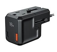 economico -MCDODO 18 W Potenza di uscita USB USB C Caricabatterie portatile Ripiegabile Ricarica veloce RoHs CE Per Cellulari