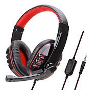 abordables -SOYTO SY733MV Casque Gamer Prise audio 3,5 mm Conception Ergonomique Contrôle en ligne pour Apple Samsung Huawei Xiaomi MI PlayStation Xbox